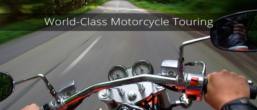 World Class Motorcycle Touring