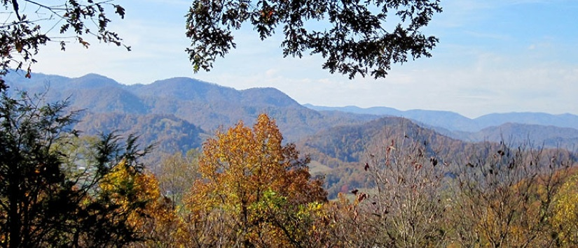 Beautiful NC Mountains Near Asheville