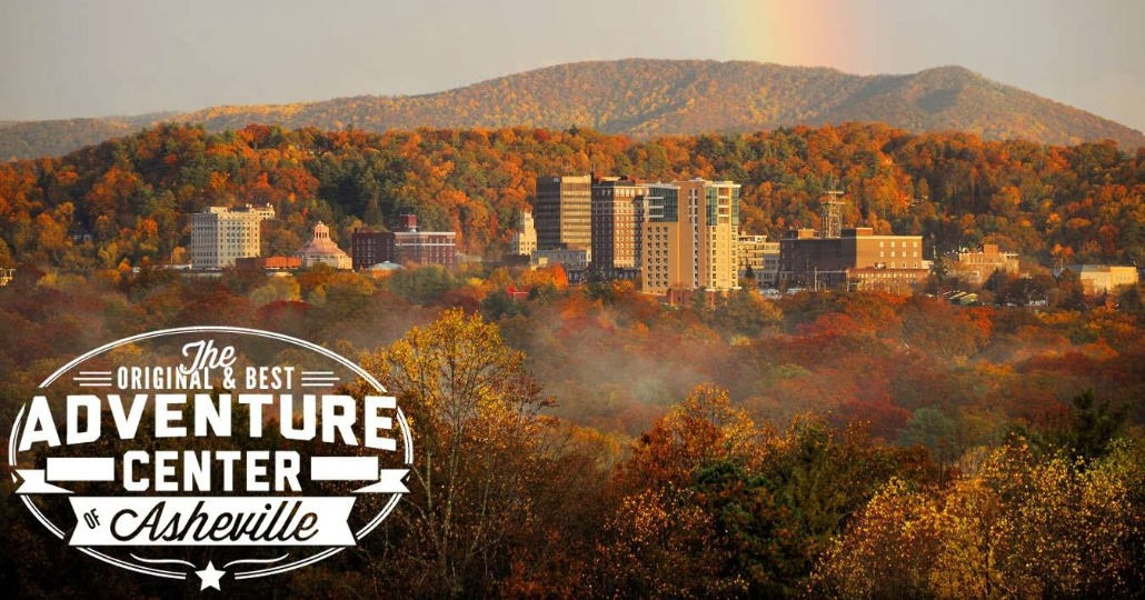 asheville north carolina skyline fall | Asheville Connections