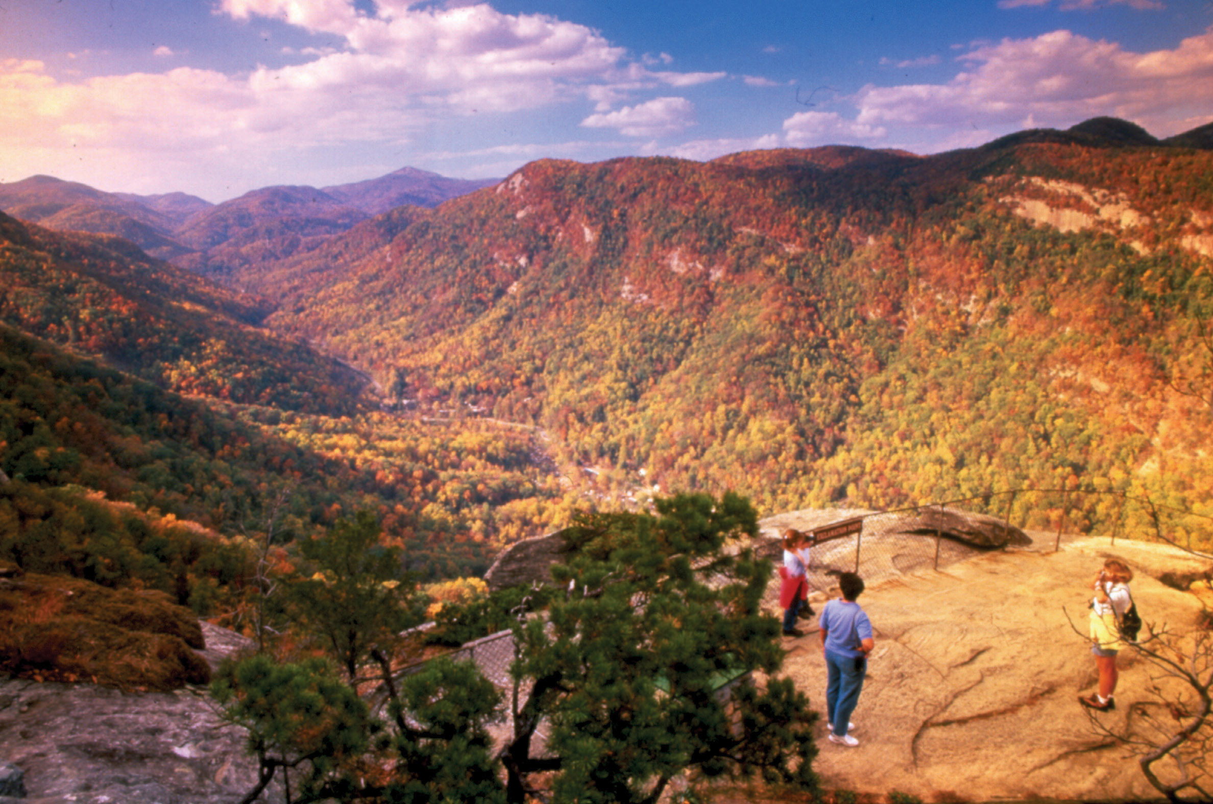 Chimney Rock State Park Views