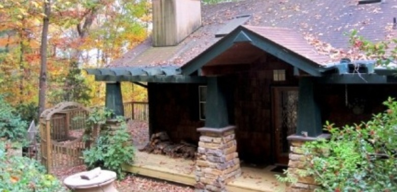 Bent TreeHouse vacation rental from Asheville Connections | Asheville Connections