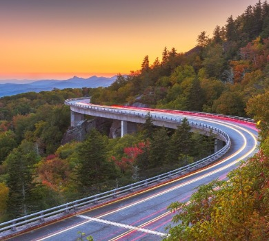 Blue Ridge Parkway | Asheville Connections