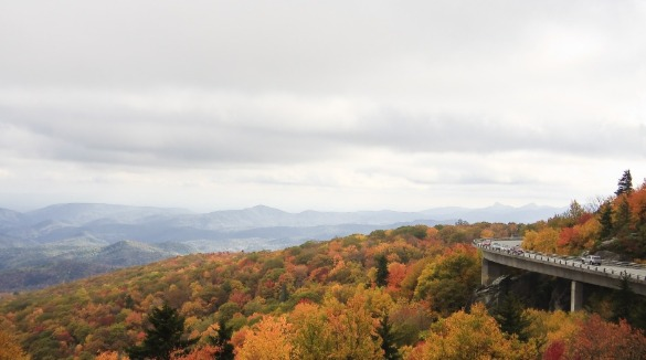 Blue Ridge Parkway View | Asheville Connections