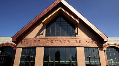 Brewery tour at Sierra Nevada | Asheville Connections