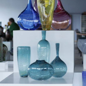 Learn about glass making at Lexington Glassworks | Asheville Connections