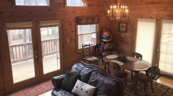 Hawks Nest vacation rental | Asheville Connections