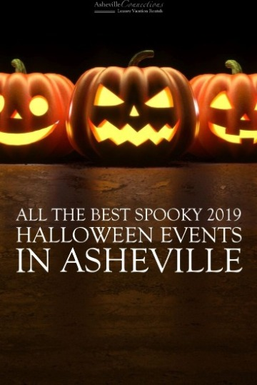 All the Best Spooky 2019 Halloween Events in Asheville | Asheville Connections