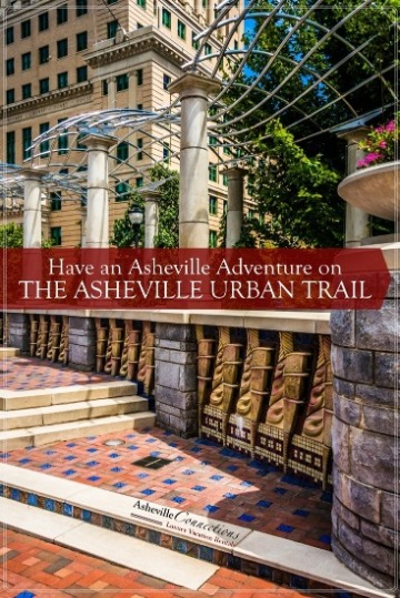 Have an Asheville Adventure on the  Asheville Urban Trail | Asheville Connections