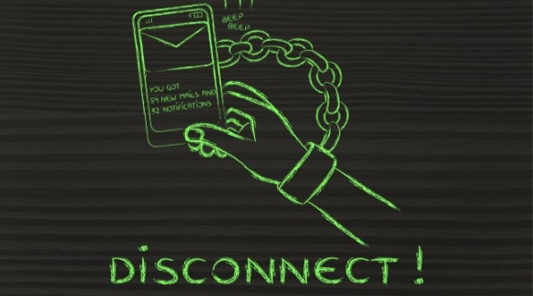 disconnect from phone | Asheville Connections
