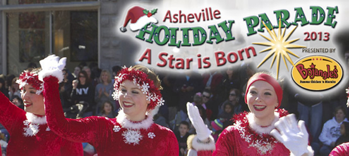 Asheville Holiday Parade & JingleFest