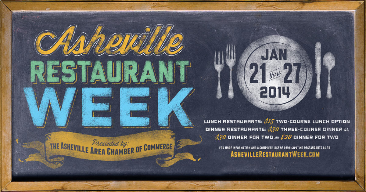 Asheville Restaurant Week