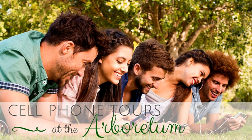 Cell Phone Tours at the NC Arboretum in Asheville