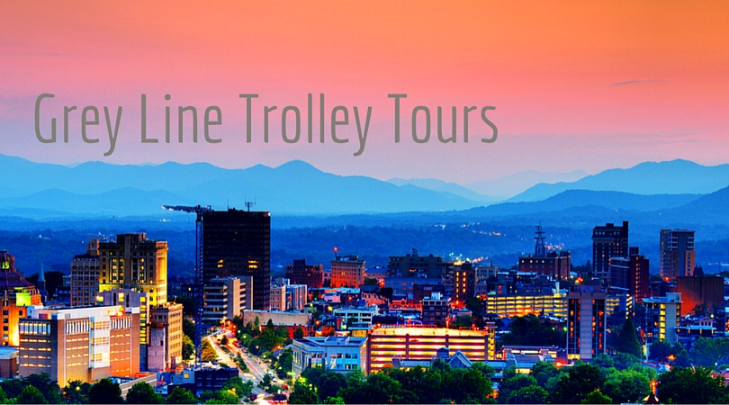 Hop On Hop Off Trolley Tours in Asheville