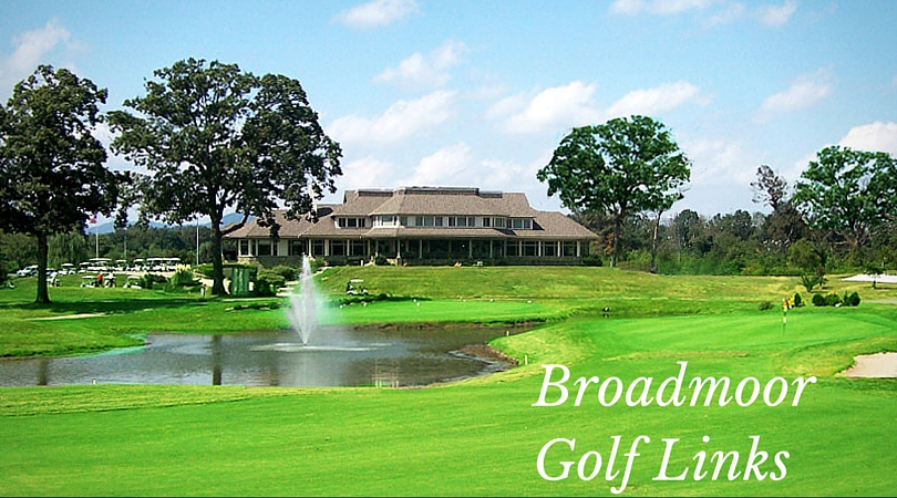Broadmoor Golf Links in Asheville