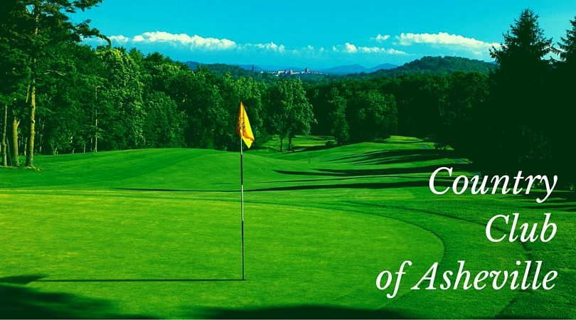 Country Club of Asheville Golf