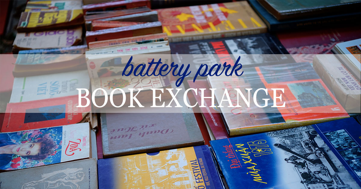Battery Park Book Exchange