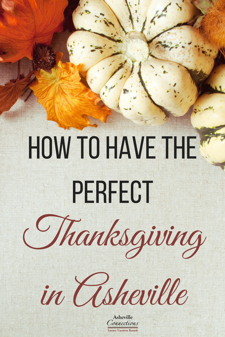 Where to eat Thanksgiving dinner in Ashevile