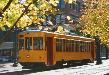 Trolley Tours in Asheville North Carolina