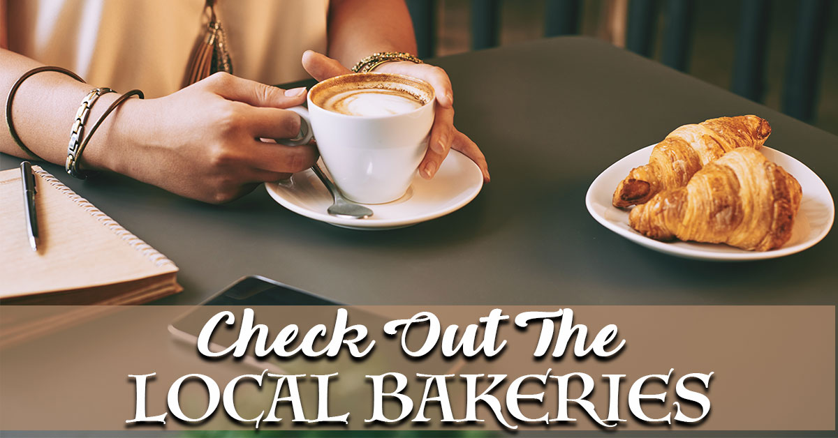 Check out the Local Bakeries