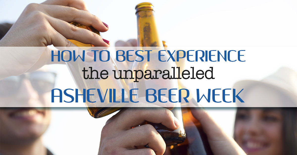 How to Best Experience the Unparalleled Asheville Beer Week