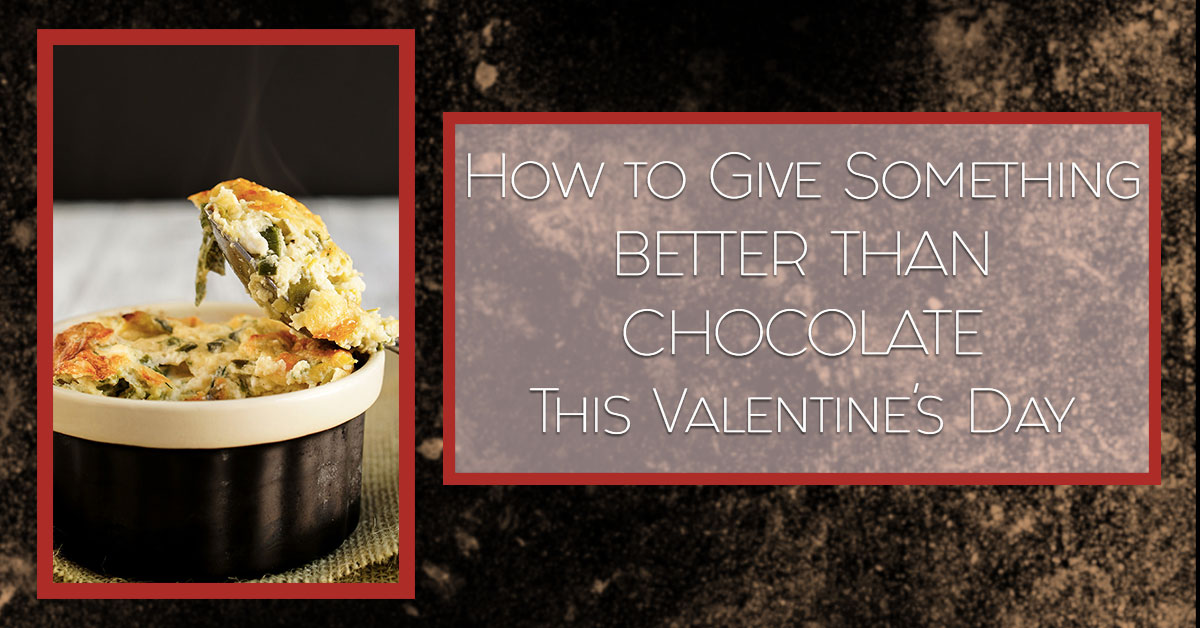 How to Give Something Better Than Chocolates This Valentine's Day