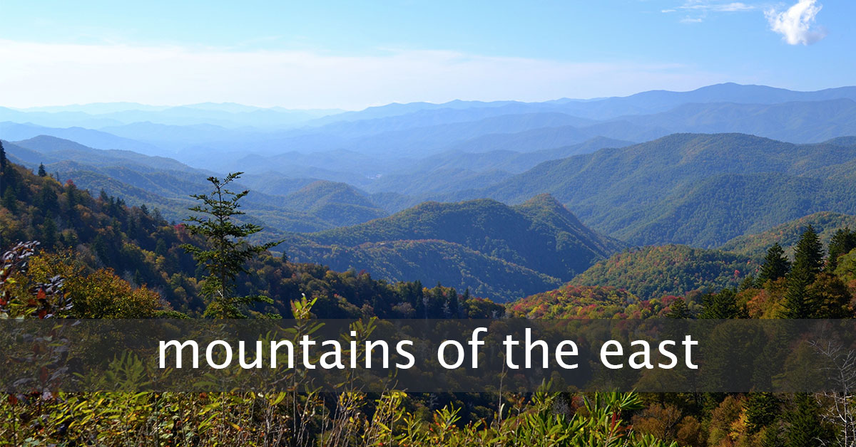 Mountains of the East