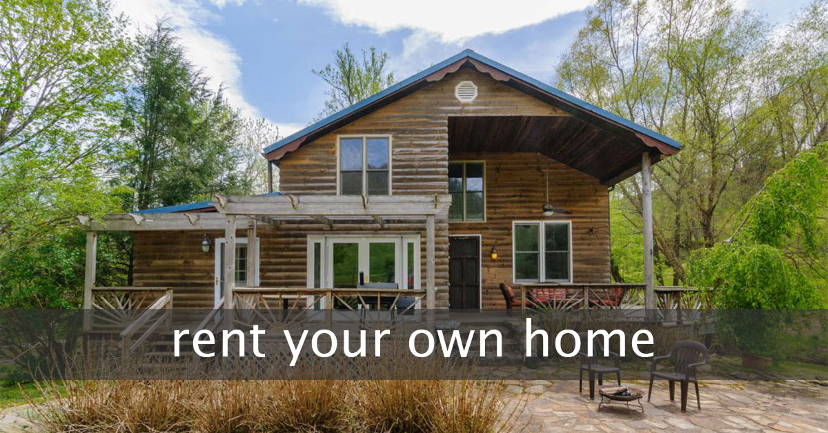 Rent Your Own Home