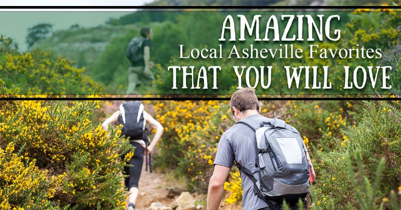 Local Asheville Favorites