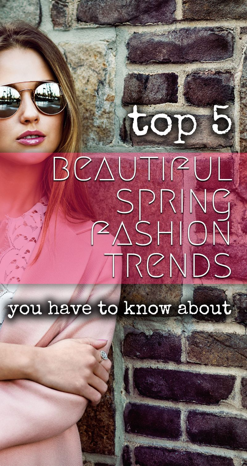 Spring Trends Pin