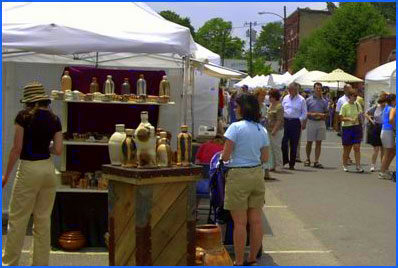 Black Mountain Arts and Crafts Show