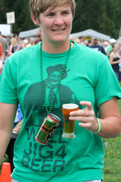 Brewgrass Festival in Asheville