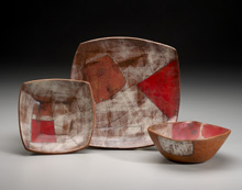 Ceramic Artist Lisa Gluckin in Asheville