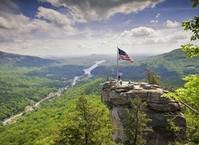 Free Admission to Chimney Rock for Veterans