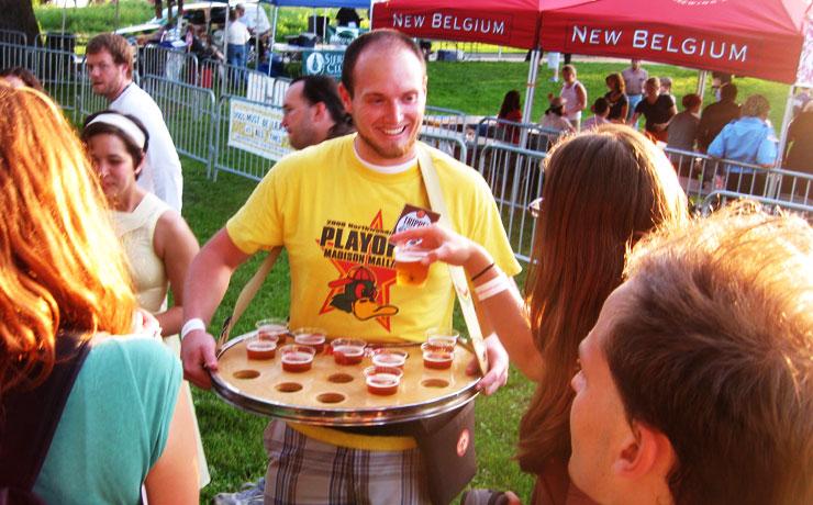 New Begium Clips Beer & Film Festival Asheville