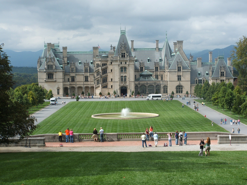 Biltmore Estate Photo by DC Atwell