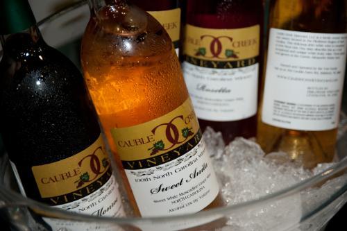 Asheville Wine & Food festival Wineries