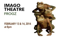 FROGZ by Imago Theatre in Asheville NC