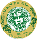 Jack in the Woods Logo