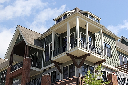 Luxury Downtown Perch Vacation Rental by Asheville Connections