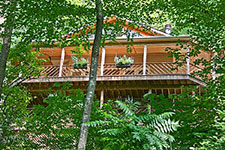 Asheville Chalet Vacation Rental