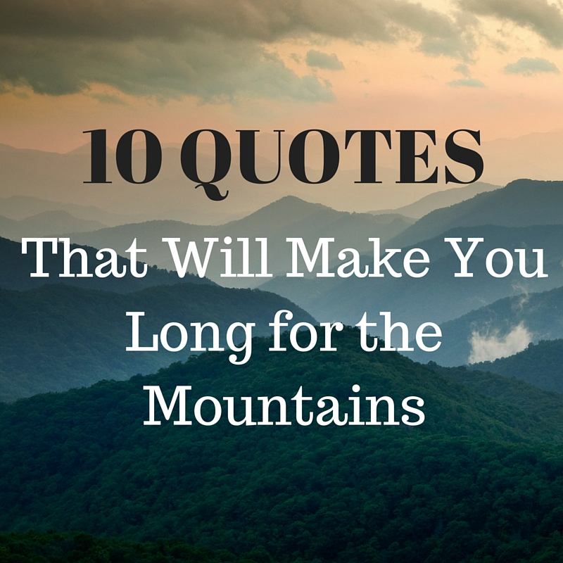 10 Quotes That Will Make You Long For Asheville