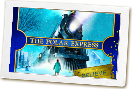 The Polar Express in Western NC