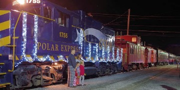 polar express in asheville, nc | Asheville Connections