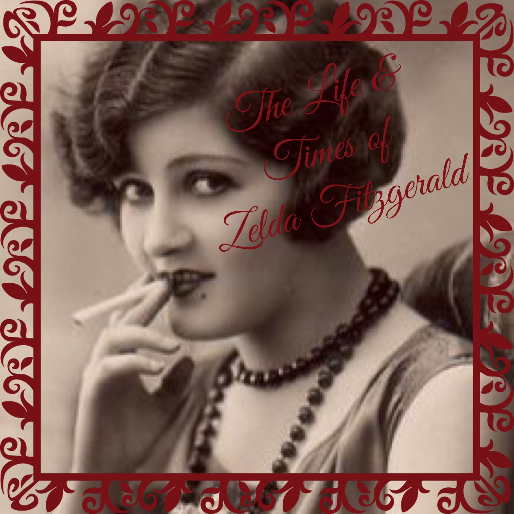 Zelda Fitzgerald an American Icon